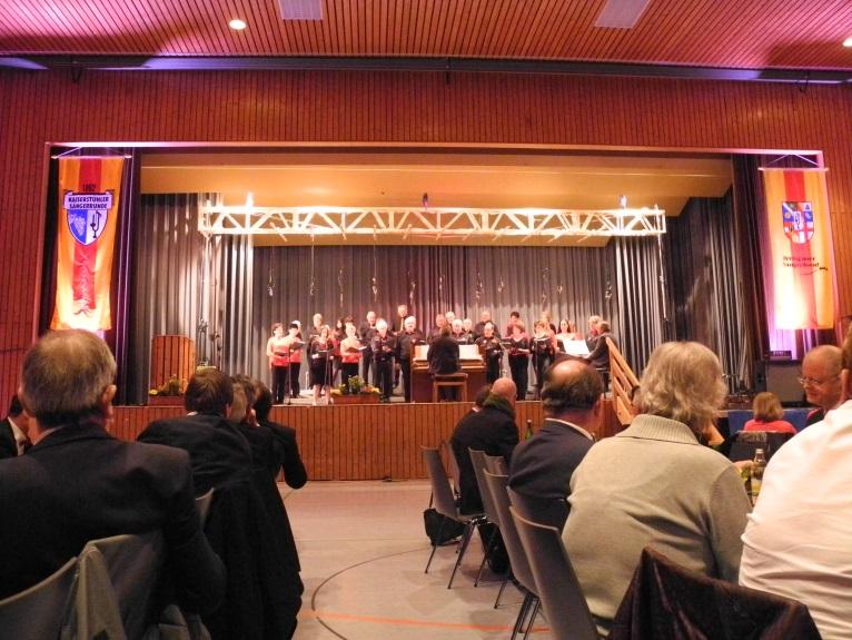 Voices of Endingen von Ferne