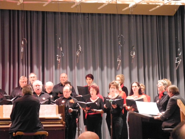 Voices of Endingen, Alt und Bass