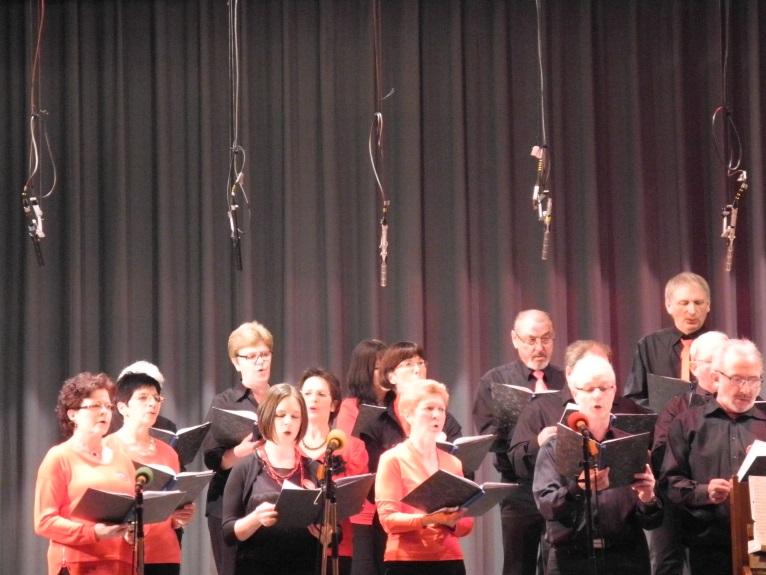 Voices of Endingen, Sopran und Tenor