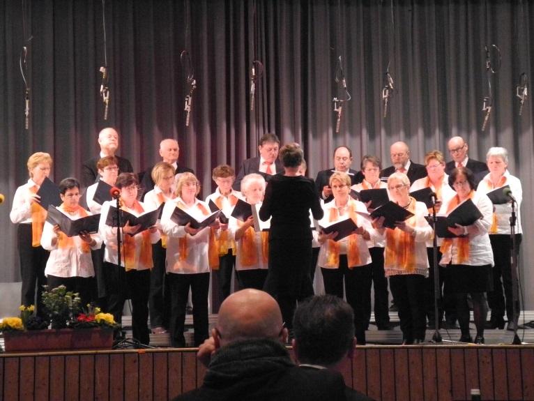 gemischter Chor, Ort unbekannt